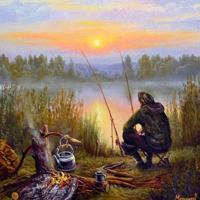 Рыбалоў — вся рыбалка